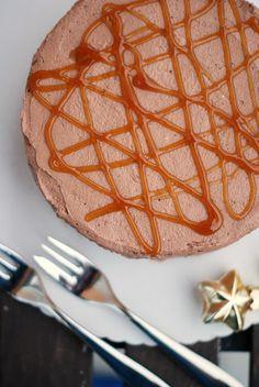 Schoko-Schoko-Schoko-Torte
