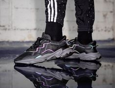 ef5d6775e02f5 adidas Ozweego adiPRENE Reflective Xeno Release Date | SneakerFiles
