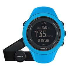 Amazon.com: Suunto Ambit3 Sport GPS Heart Rate Monitor Black, One Size - Men's: Suunto: Electronics http://amzn.to/1t5EFVG