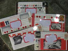 Mail me some art: Mail Art Monday - envelope tutorial