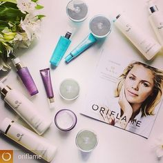 @Regrann from @oriflame -  Treat your skin to one of our NovAge skin care ranges #Oriflame - #regrann