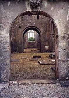 Ballina - Moyne Abbey, Co Mayo Places Around The World, Around The Worlds, Palaces, Images Of Ireland, Houses Of The Holy, Ireland Homes, Temple, Scottish Castles, Connemara