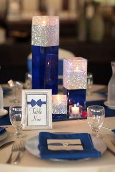 Cobalt Blue Wedding