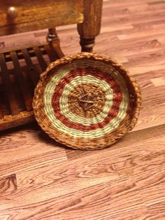 Hey, I found this really awesome Etsy listing at https://www.etsy.com/listing/157299853/irish-hand-woven-wicker-basket-miniature