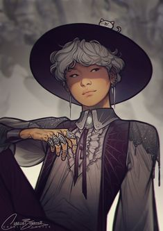 Charlie Bowater Charlie Bowater,inspiring art A little Witchy inspired Yoongi for Halloween (yeah it's late, I know.) ♥ Related posts:𝙨𝙩𝙧𝙞𝙘𝙩 𝙙𝙖𝙙𝙙𝙮-𝙫𝙠𝙤𝙤𝙠 - Dank Anime Memes & Screenshots To Send To Senpai - Animeurban. Witch Characters, Fantasy Characters, Pretty Art, Cute Art, Castlevania, Male Witch, Arte Obscura, Art Anime, Witch Art