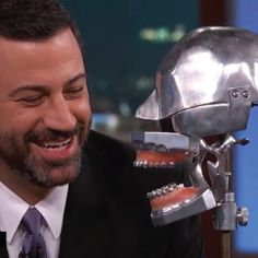 We love teeth as much as anyone, but not enough to COLLECT them! Check out what Justin Theroux likes to collect! What do YOU collect for fun?