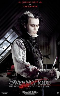 Sweeney Todd: The Demon Barber of Fleet Street 2007 - Online Movies Trunk