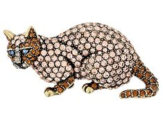 Multi-color Crystal Antiqued Gold Tone Siamese Cat Brooch Fox Jewelry, Trendy Jewelry, Animal Jewelry, Copper Jewelry, Jewelry Art, Vintage Jewelry, Owl Artwork, Disney Inspired Fashion, Siamese Cats
