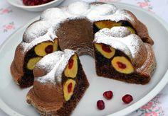 Bunt Cakes, Poke Cakes, Lava Cakes, Snack Recipes, Dessert Recipes, Cooking Recipes, Snacks, Fudge Cake, Brownie Cake
