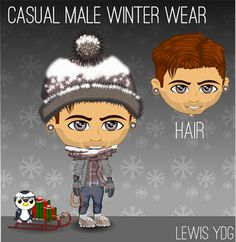 Holidays Costume Design Contest - Choose your 3 favourite entries! (poll 9199477)