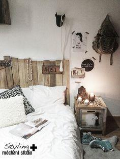 Ideas para decorar el cabecero de la cama 9