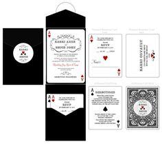 SAMPLE of Fancy Vegas Wedding Suite by WoodlarkDesigns on Etsy, $1.00