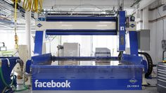 First look at Facebook's massive new R&D labA water jet cutter at Facebooks new R&D lab.  Image: facebook  By Karissa Bell2016-08-03 11:37:52 UTC  MENLO PARK Calif.  When you think about hardware Facebook is likely not the first company that comes to mind. But the social network is now investing more in hardware development than ever before.  Facebook on Tuesday opened the doors to its new 22000-square-foot hardware research and development lab to reporters. Here engineers from teams across…