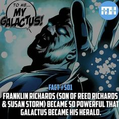 Interesting facts about the fantastic four