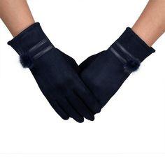 Warm Free Size Women Gloves for Winter