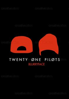 TWENTY+ONE+PILOTS+Poster+by+Sofía+Perrotta++on+CreativeAllies.com