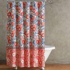 Arabella Shower Curtain - BedBathandBeyond.com