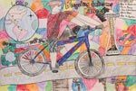 Poster Contest - Goal to engage 5th graders in thinking about the bicycle as a solution to many of our countries emerging issues
