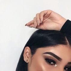 Makeup Tips To assist Hide A Blemish – Eye Makeup Look Makeup Goals, Love Makeup, Makeup Inspo, Makeup Inspiration, Makeup Tips, Beauty Makeup, Makeup Ideas, Makeup Style, Glam Makeup
