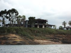 Pablo Escobar's house in Guatape, Colombia   lucidpractice.com   #SouthAmerica