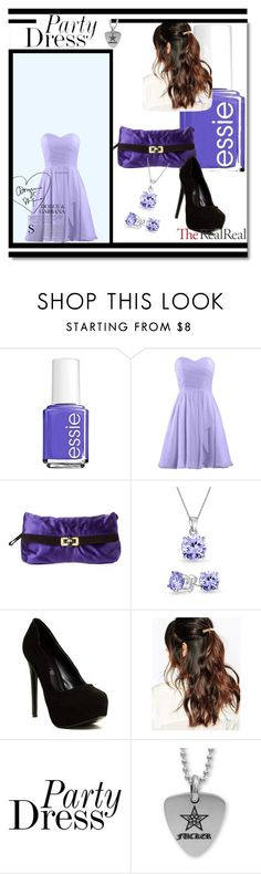"""""""NIght out?"""" by laura-mcclinton on Polyvore featuring Essie, Lanvin, Bling Jewelry, ALDO, Suzywan DELUXE and Chrome Hearts"""