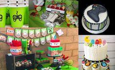 gamer's birthday theme | Bookeventz | #birthday #boys #theme #game #party
