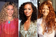 11 Celebs Who Should Wear Their Hair Curly More Often