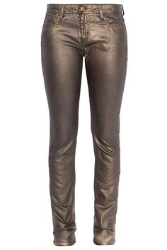 Metallic Skinny Jean By FAITH CONNEXION @ http://www.boutique1.com/