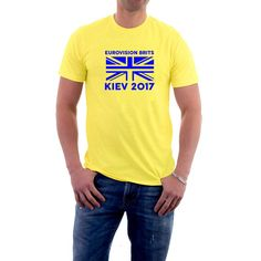 A GENERIC LOGO COMPANY EXCLUSIVE DESIGN. Who doesn't love Eurovision?  2017 sees the Song #Contest being staged in Ukraine, when doubtless plane-loads of fans will be making... #eurovision #contest #europe #music #gay #lgbt #party #ukrain #kiev #flag #kyiv ➡️ http://etsy.me/2jSJ5xI