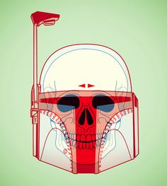 flyguy: Boba Fett and Stormtrooper X-Ray...