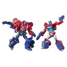 New Toy Transformers Deluxe Class Optimus  Autobot Legacy 2-Pack Best Shipping  #Transformers