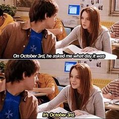 Happy October 3rd #meangirls #goodgirlwithbadthoughts