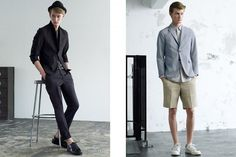 Uniqlo Spring/Summer 2015 Men's Lookbook | FashionBeans.com