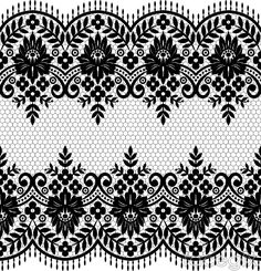Black asymmetric pattern background vector