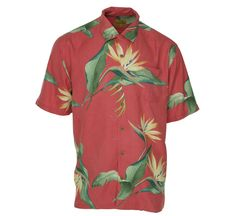 Tommy Bahama Ladybird Springs Silk Camp Shirt: Clothing http://tommytyme.com/