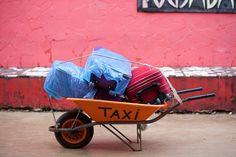 taxi style...morro de sao paulo, brazil