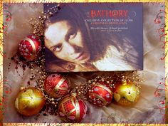 BATHORY Exclusive Collection of Glass Ornaments http://www.glassor.cz/en/scripts/kosik.php?BACK=1
