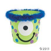 monster bucket