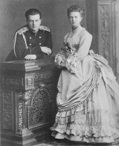 Grand Duchess Marie Alexandrovna of Russia, Duchess of Edinburgh and Saxe Coburg Gotha