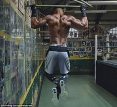 Anthony Joshua shared this image with the message: 'No time to wait. Only time to prepare. Who's next?'
