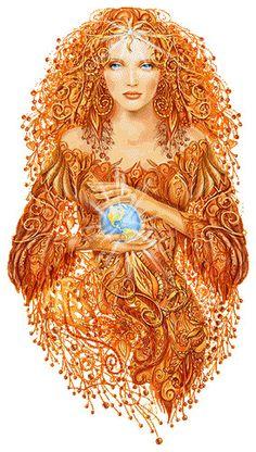 Родилось третье поколение детей Урана и Геи, титаны. Шесть сыновей-титанов было у Урана и Геи — Океан, Кой, Крий, Гиперион, Иапет и наиболее ужасный из них, самый младший хитроумный Кронос. Кроме сыновей, родились и шесть дочерей -титанид — Фея, Рея, Фемида, Мнемосина, Тефия и Феба. Все они, как раньше гекатонхейры и циклопы, оказались заключенными в Тартар.