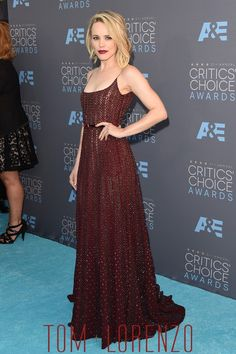 Rachel McAdams | 2016 Critics Choice Awards