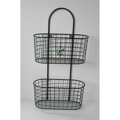 Metal Wall hanging Storage Basket#metal basket#fruit basket#Washing basket