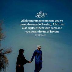 Islamic Quotes On Marriage, Muslim Couples, Muslim Girls, Islamic Girl, Learn Islam, Quotes Deep Feelings, Islam Quran, Meaningful Words, Allah