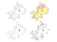 Voici 20 dessins et modèles de licorne à imprimer gratuitement chez vous. Pour imprimer un coloriage licorne chez vous, il vous suffit de cliquer dessus... Hello Kitty, Snoopy, Fictional Characters, Voici, Unicorns, Green, Blue, Day Care, Fantasy Characters