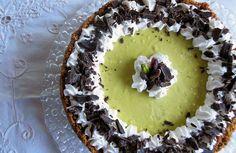 Cheesecake al pistacchio/ Pistachio nut cheesecake http://diariodiunaspirantepasticcera.blogspot.it/2014/11/cheesecake-in-verdepistacchio.html