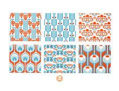 Cute vintage cross stitch patterns