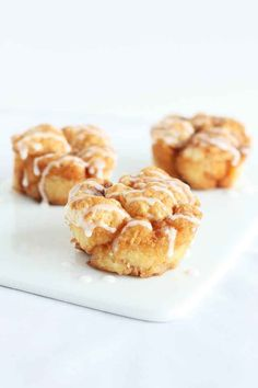 This monkey bread muffin finds the most joy in helping others.