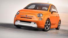 A little orange somethin' you'll see on the splash screen for KeyShot 5. Fiat 500S rendered in KeyShot by Tim Feher.