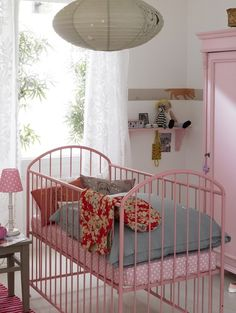Pink nursery - 14 gorgeous girl nurseries | BabyCenter Blog